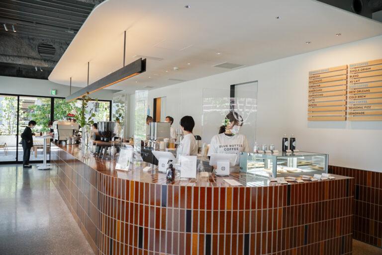 ブルーボトルコーヒー 渋谷カフェ