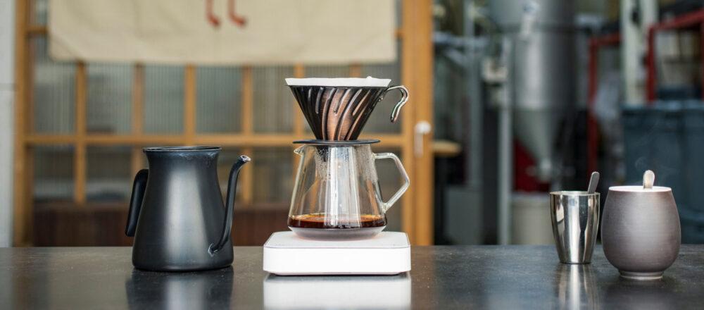 バリスタに教わるおいしいコーヒーの淹れ方。おいしさの決め手は、抽出時間?