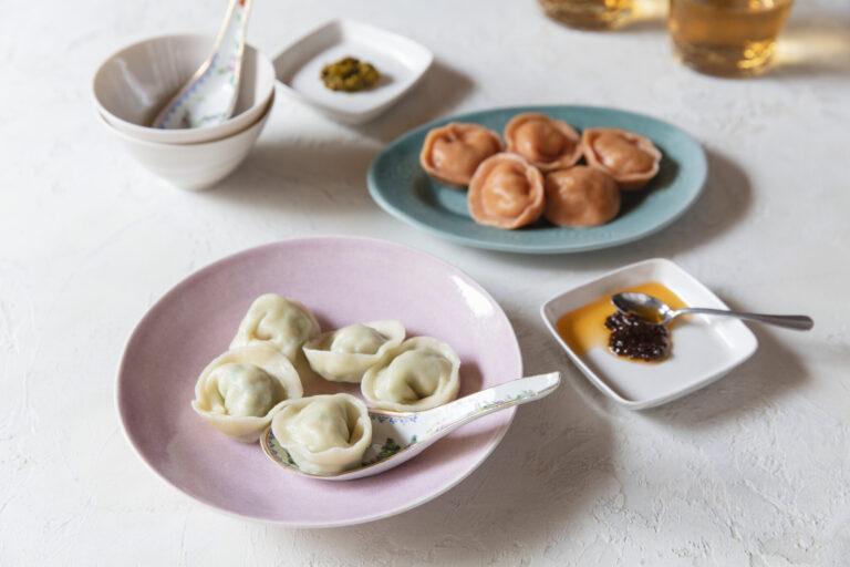 〈按田餃子〉の水餃子のレシピ