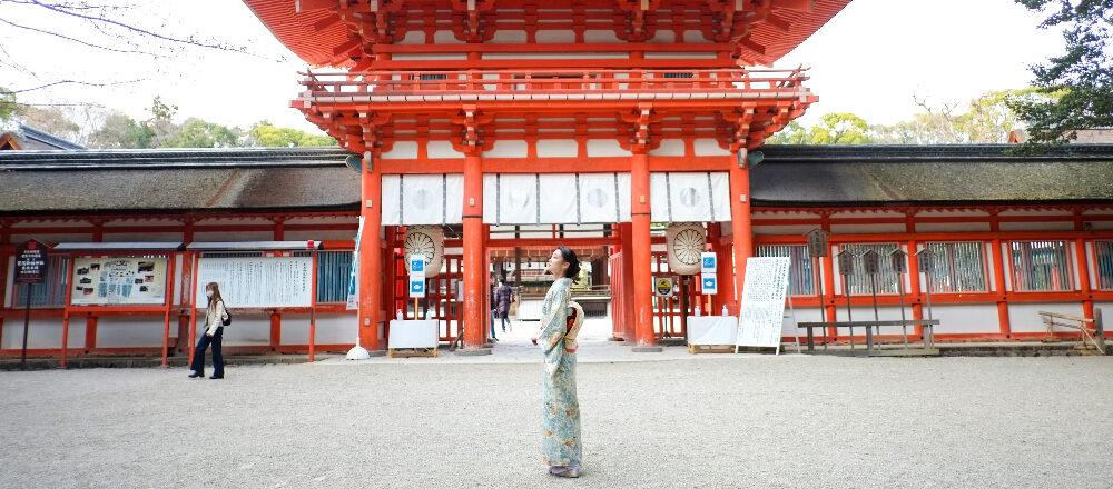 【京都】世界遺産〈下鴨神社〉を参拝。摂社〈河合神社〉では鏡絵馬も体験!