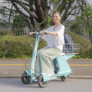 """〈Future mobility """"GOGO!""""〉"""