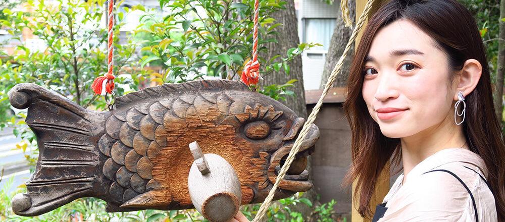 「てるてる坊主のトンネルも!雨の日の田無神社で心に潤いを」/MARIKOの、神社 de デトックス!