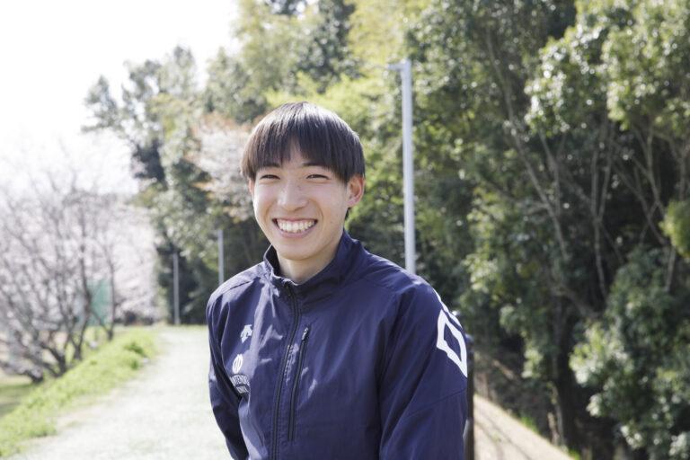 三浦龍司選手