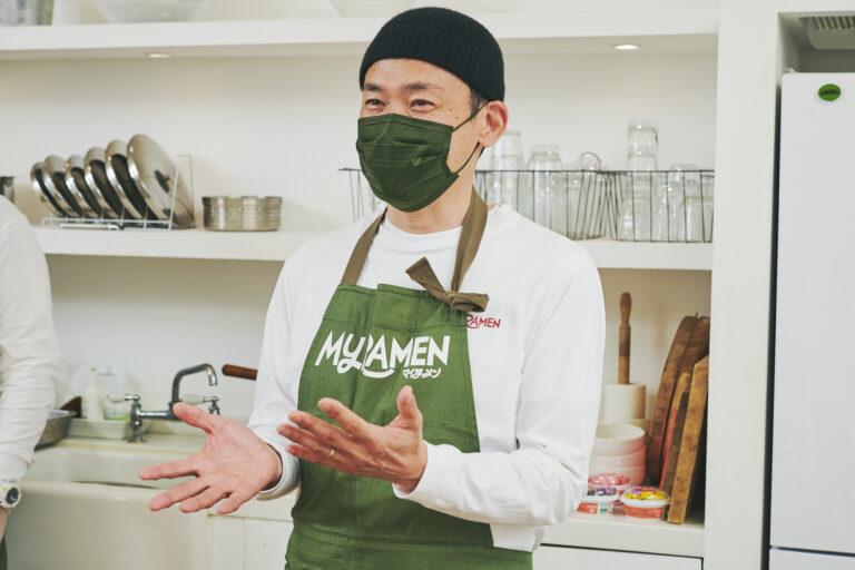 代表取締役の丸山大介さん。