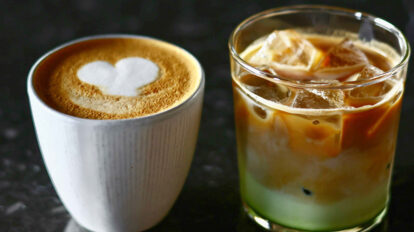 ホテル併設カフェ〈cafe&bar oku〉へ。和の空間美に包まれたカフェ時間を過ごそう。~カフェノハナシ in KYOTO〜