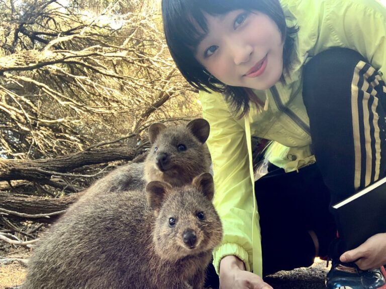 朝だ!生です旅サラダ オーストラリア 山代エンナ