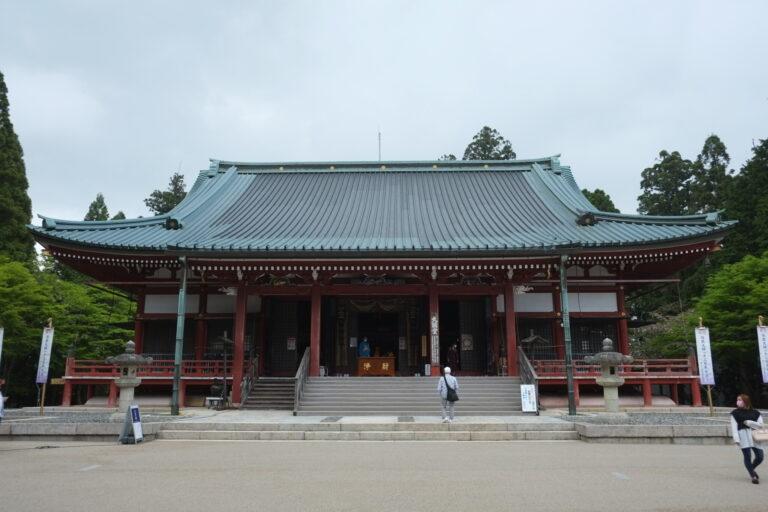 滋賀県 延暦寺