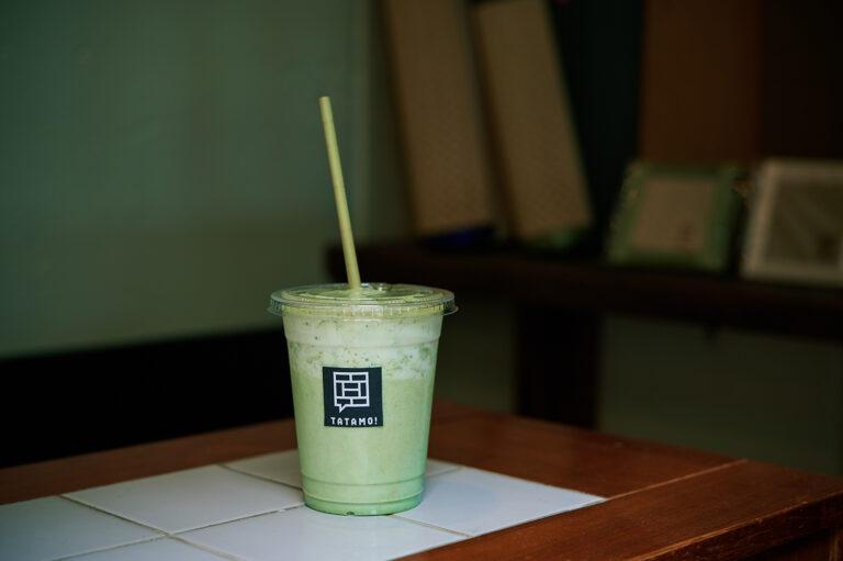 「玄米茶シェイク」(レギュラー)600円