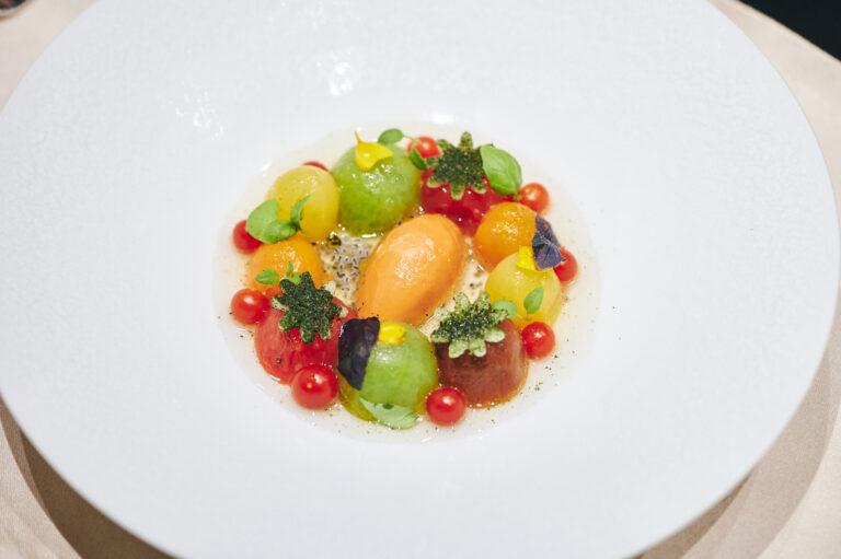 「トマトのヴァリエーション」