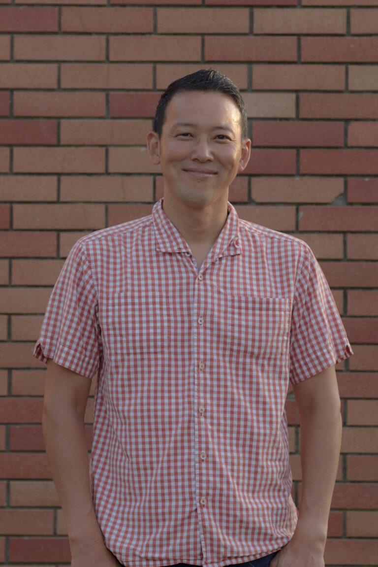 〈パタゴニア〉食品部門「パタゴニア プロビジョンズ」マネージャー・近藤勝宏さん。