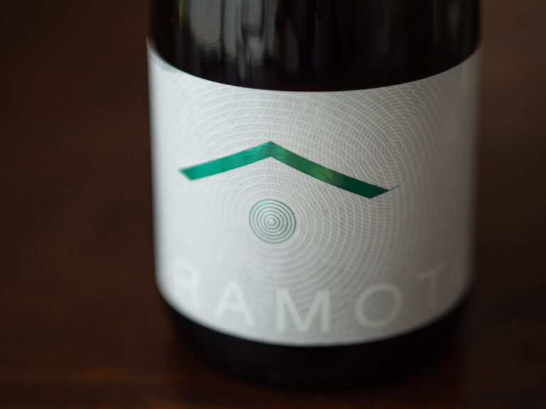 【ジャケ買い日本酒】まるでワイン!?な日本酒「KURAMOTO」~『伊藤家の晩酌』第二十四夜1本目~