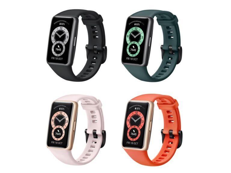 血中酸素レベルも測定可能!スマートバンド「HUAWEI Band 6」とスマートウォッチ「HUAWEI WATCH GT 2」で、毎日の健康管理はばっちり