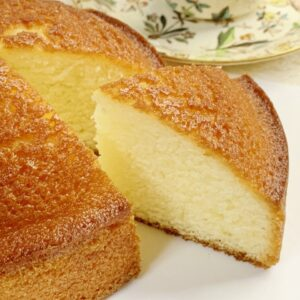 極上の発酵バターケーキ、生ブルーチーズケーキをお家でじっくり味わう。