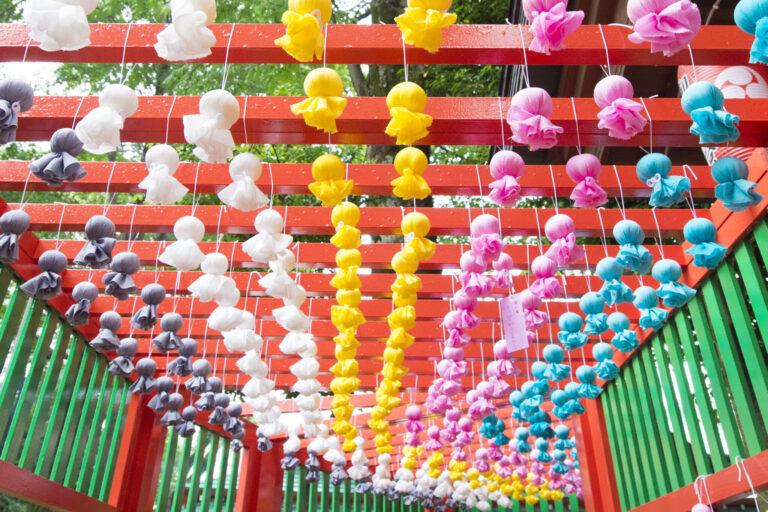 写真提供:田無神社