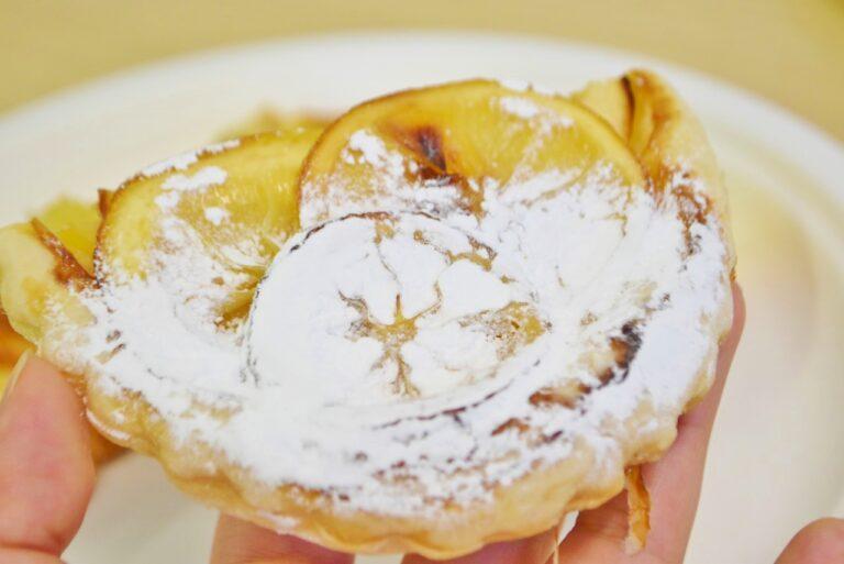 朝食に食べたくなる爽やかなパイ。紅茶との相性バツグン!