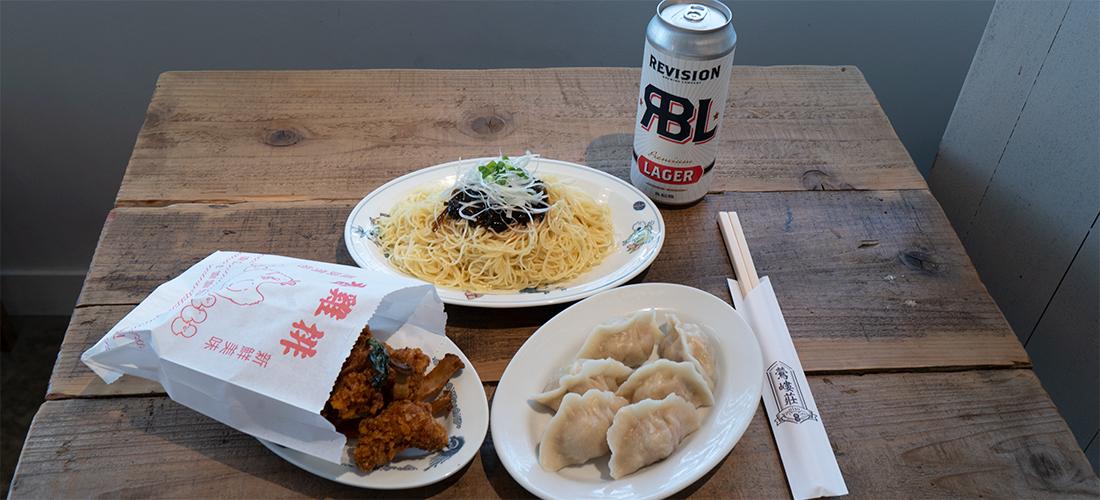 台湾ストリートフードとクラフトビールが味わえる注目の新店〈also〉。