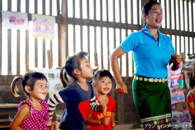 「少数民族の子どもの教育」プロジェクト