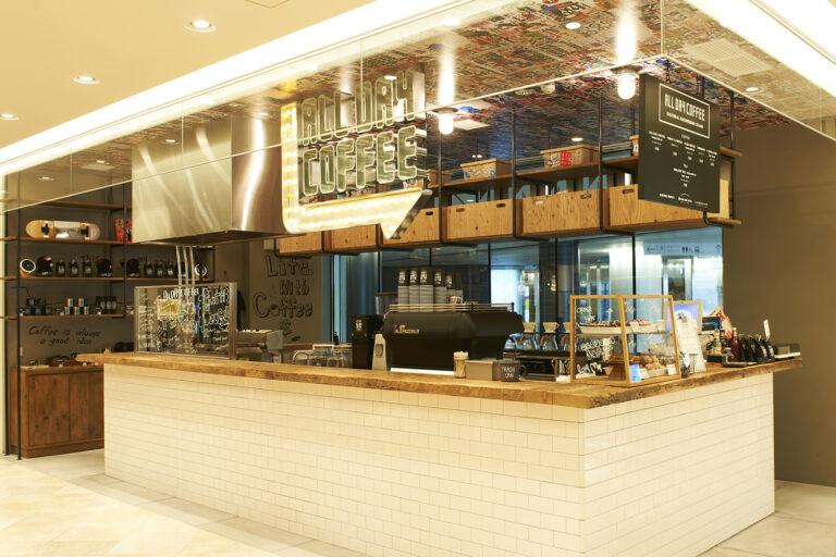 ALLDAY COFFEE 大阪