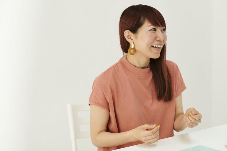 〈MiYO-organic〉代表の山本美代さん。