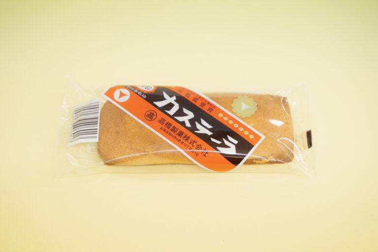 「ビタミンカステーラ」108円。
