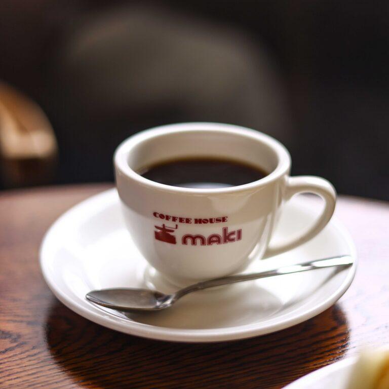 「ブレンドコーヒー」450円