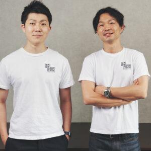 左から土井さん、岡さん。