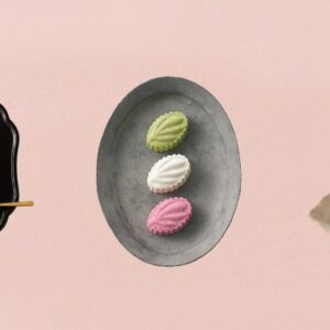 モダン和菓子