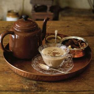 【Manabu Mizuno's Recommended】オリジナルブレンドのスパイスのチャイは豆乳の優しい味