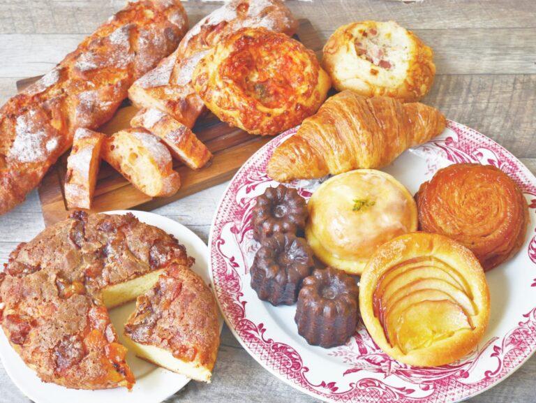 フランスフェア2021美味しいパンが大集合!