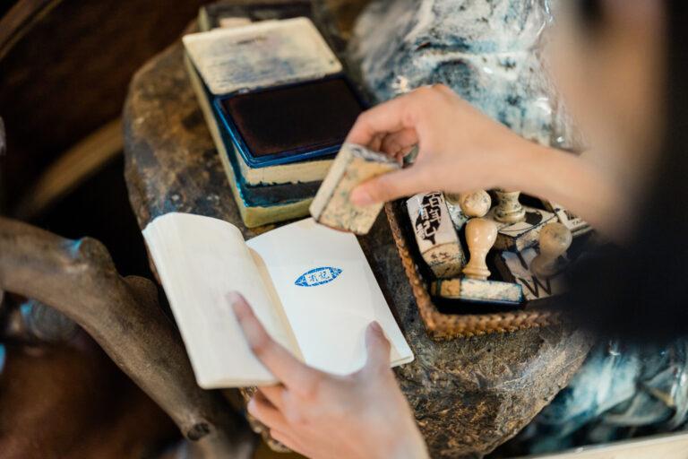 お茶の作業場を案内したり、購入者にはスタンプを集めてもらうなど、お店ではお茶文化振興に奮闘中だ。