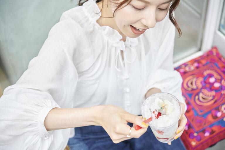 ココナッツミルク・チェー700円。