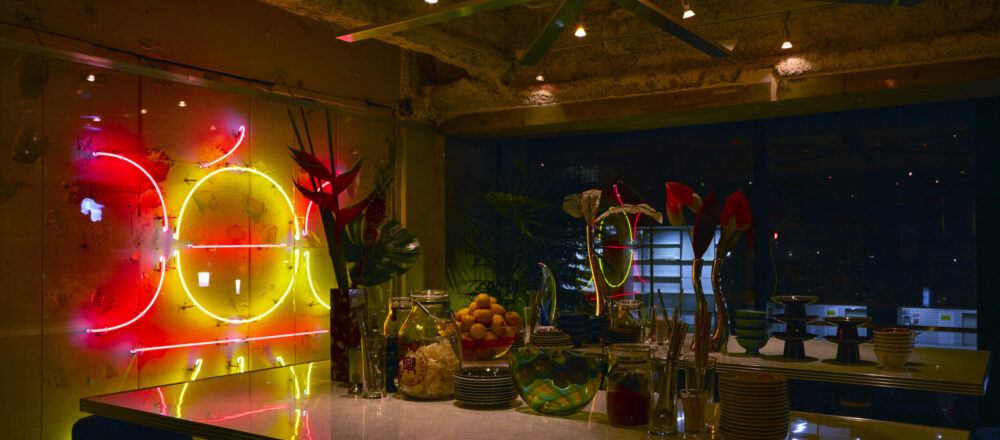ありそうでなかった!【中目黒】多国籍料理のネオ居酒屋〈FunFan〉がオープン。