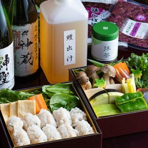 京都 京の涼風膳