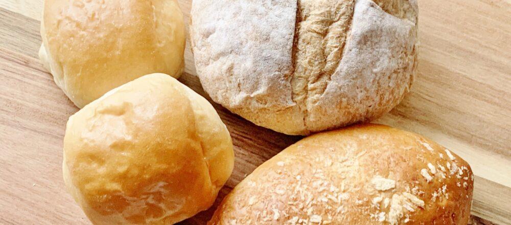 週末ゆっくり味わいたくなるパン。