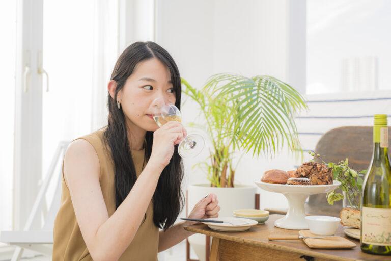 「クセがないからこそ、パンと合うのかも」(花井さん)。