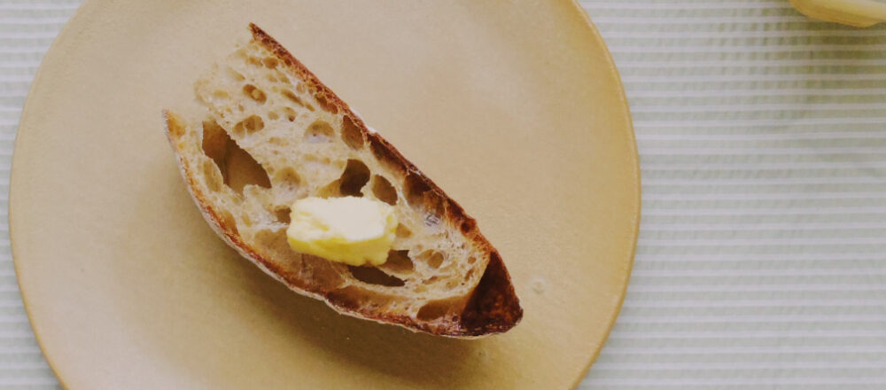 三重 山の下のパン屋