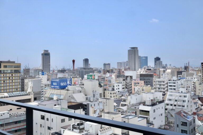 今回宿泊した客室からは神戸ポートタワーも見えました!