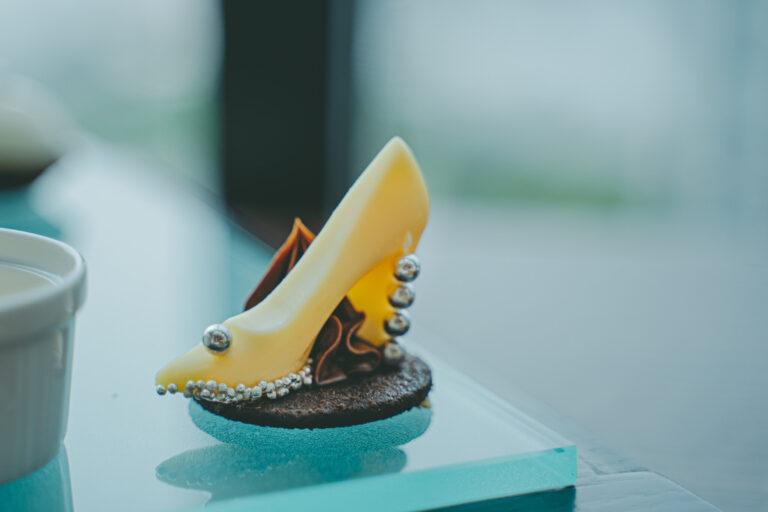 「ハイヒールチョコレート ココナッツフレーバー」。