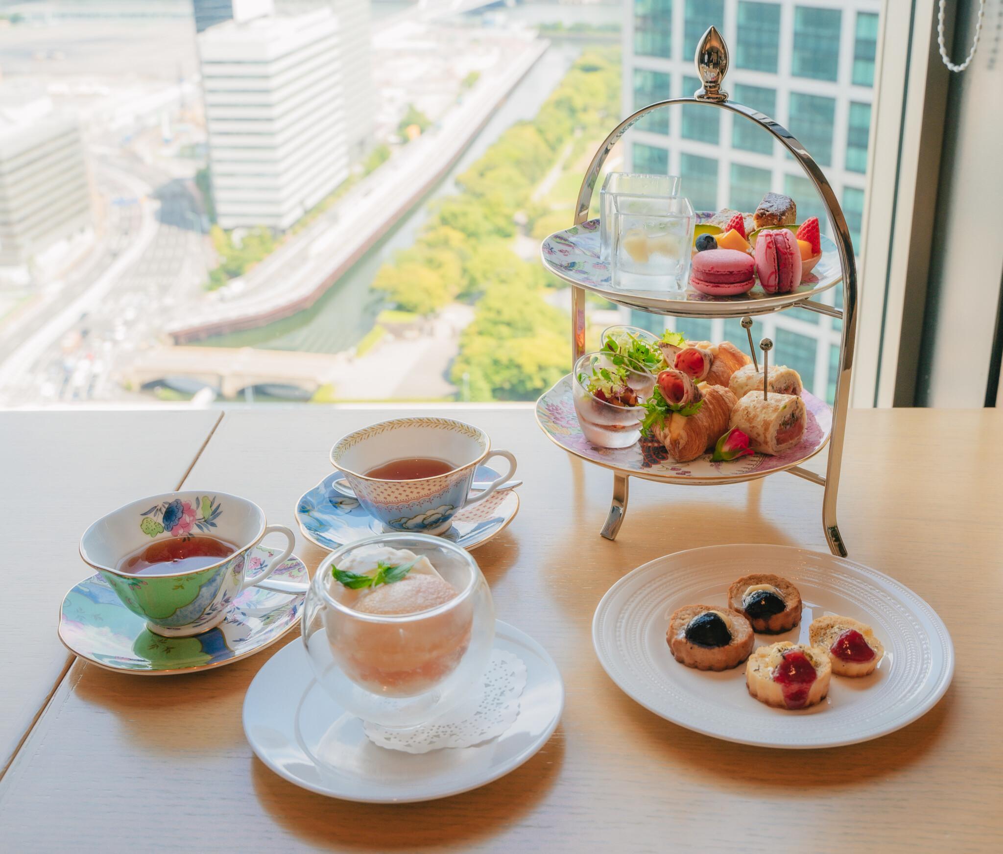 【東京】ホテルで楽しむ初夏のアフタヌーンティー5選。期間限定、早めの予約が吉!