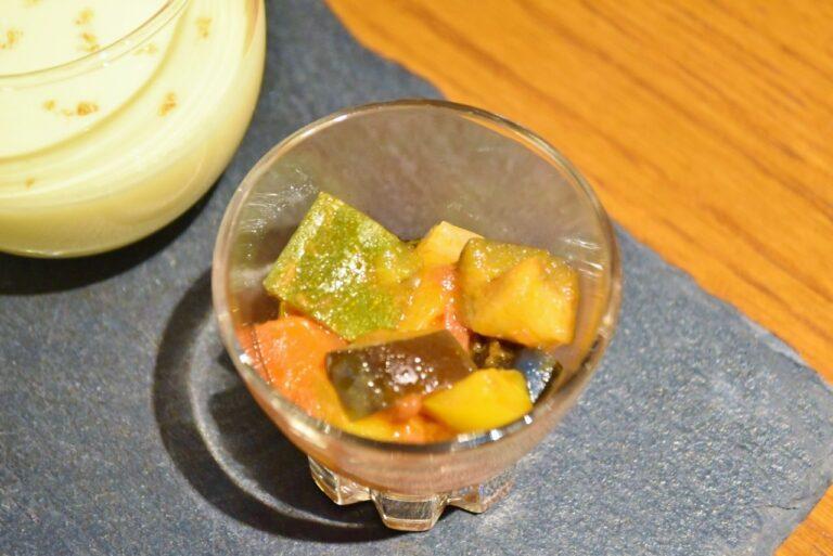 「夏野菜のラタトゥイユ」には、夏に必要な栄養素がたっぷり!