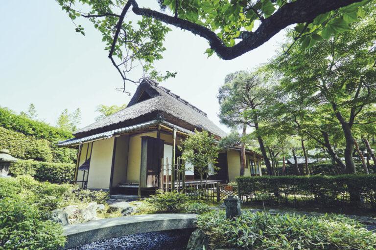 〈一条恵観山荘(いちじょうえかんさんそう)〉