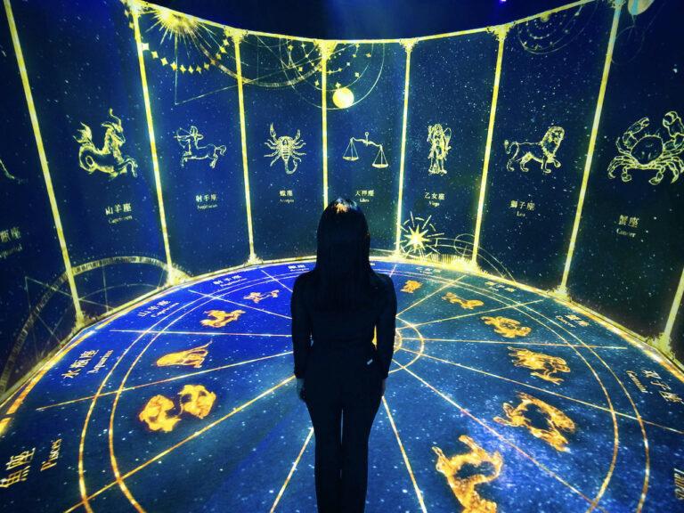 「HOROSCOPE」/占法:西洋占星術 2
