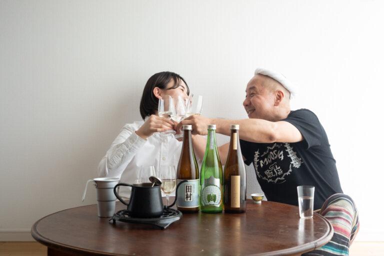 【日本酒】「仁井田本家」の異なる味わいの3本を飲み比べ~『伊藤家の晩酌』番外編~