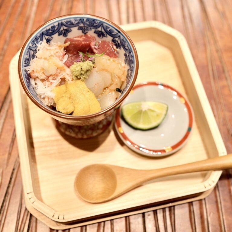 「肉寿司」1,100円。