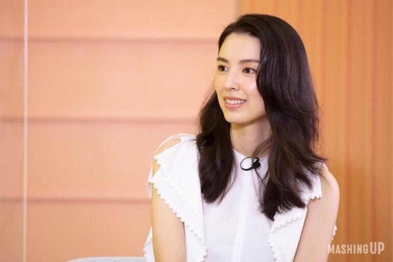雑誌『VERY』のモデルとしても知られる申真衣さん。