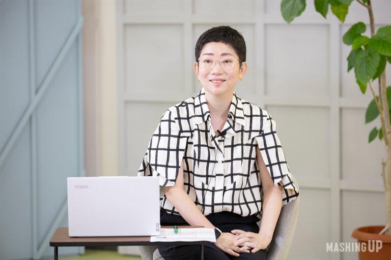 田中美和さん。