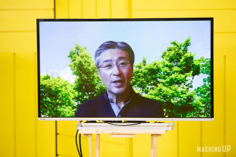 鈴木国正さん。