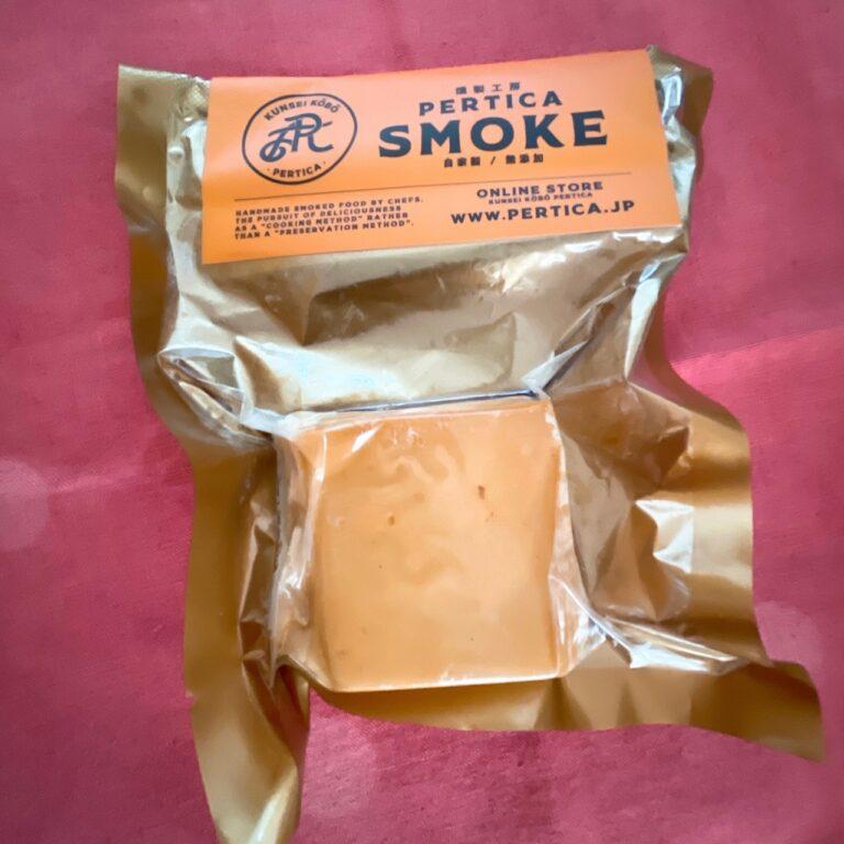 「燻製タレッジョ(ウォッシュチーズ)」980円
