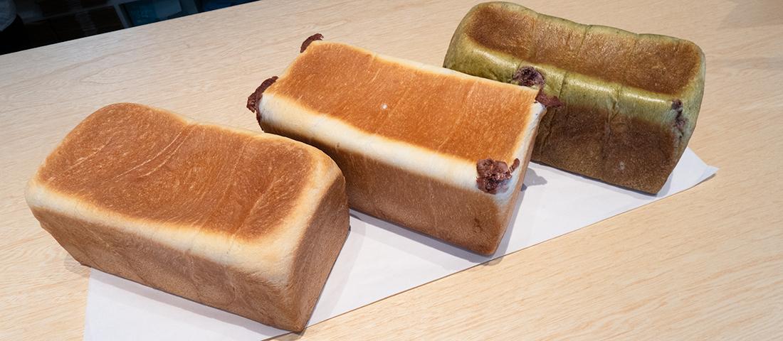 北区王子の老舗3社がコラボした「あん食パン」のお店〈明壽庵〉。