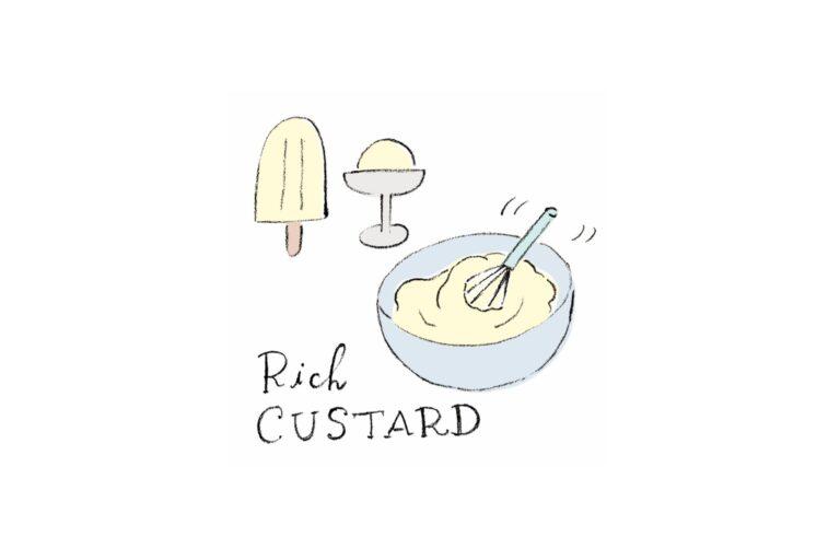 レトロブームの流れを見ても懐かしい卵風味のアイスは次のトレンドになるはず(シズリーナ荒井)